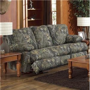 Catnapper Wintergreen Reclining Sofa