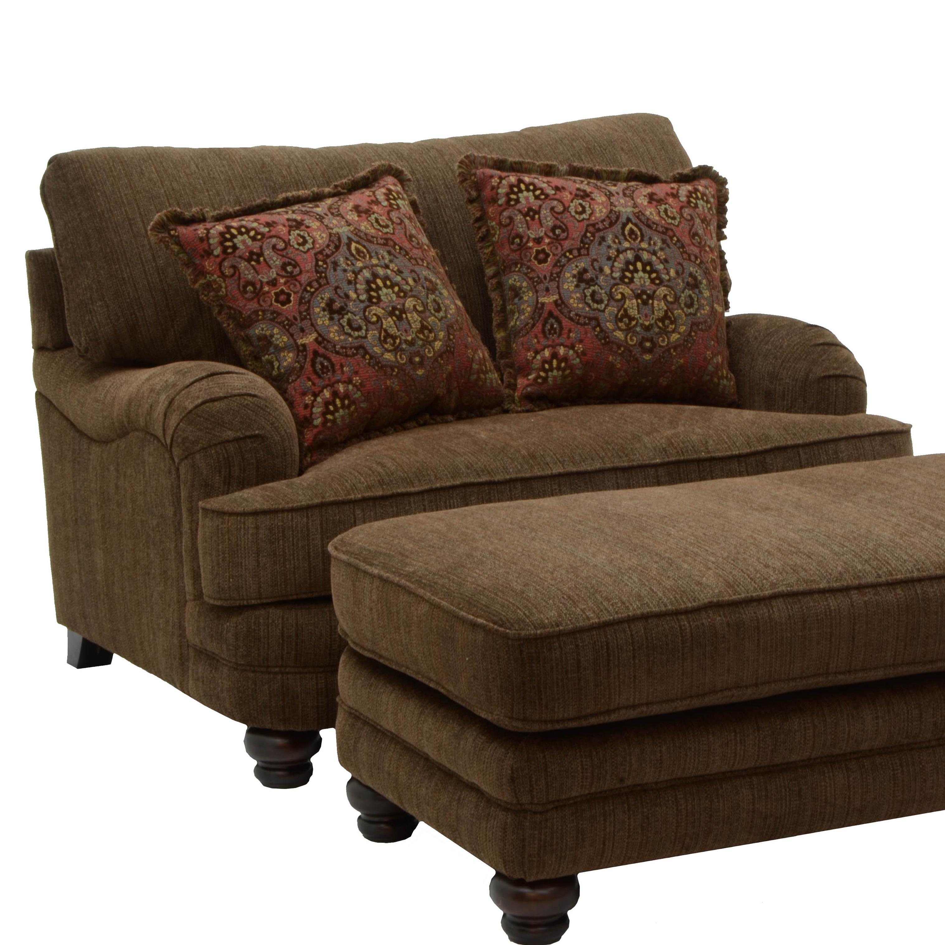 Large Chairs For Living Room Large Chair And A Half For Formal Living Rooms By Jackson