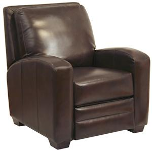 Catnapper Avanti Blended Leather PressBack Recliner