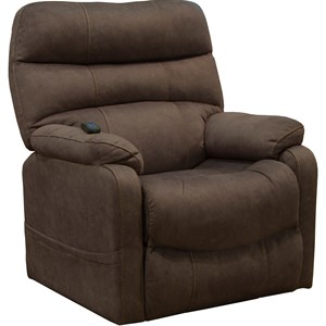 Power Lift Recliner with USB Charging Port