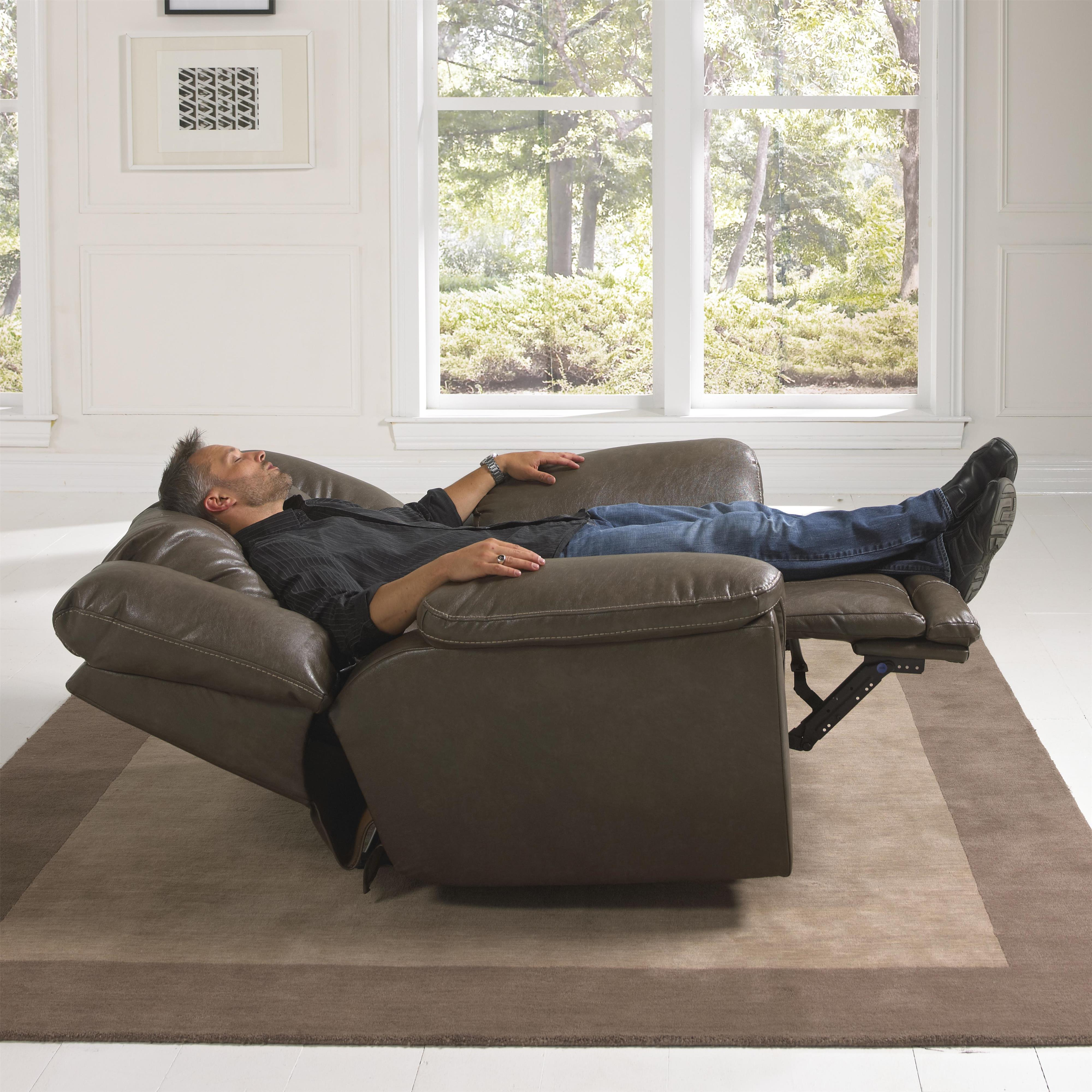 lay flat recliner by catnapper | wolf and gardiner wolf furniture
