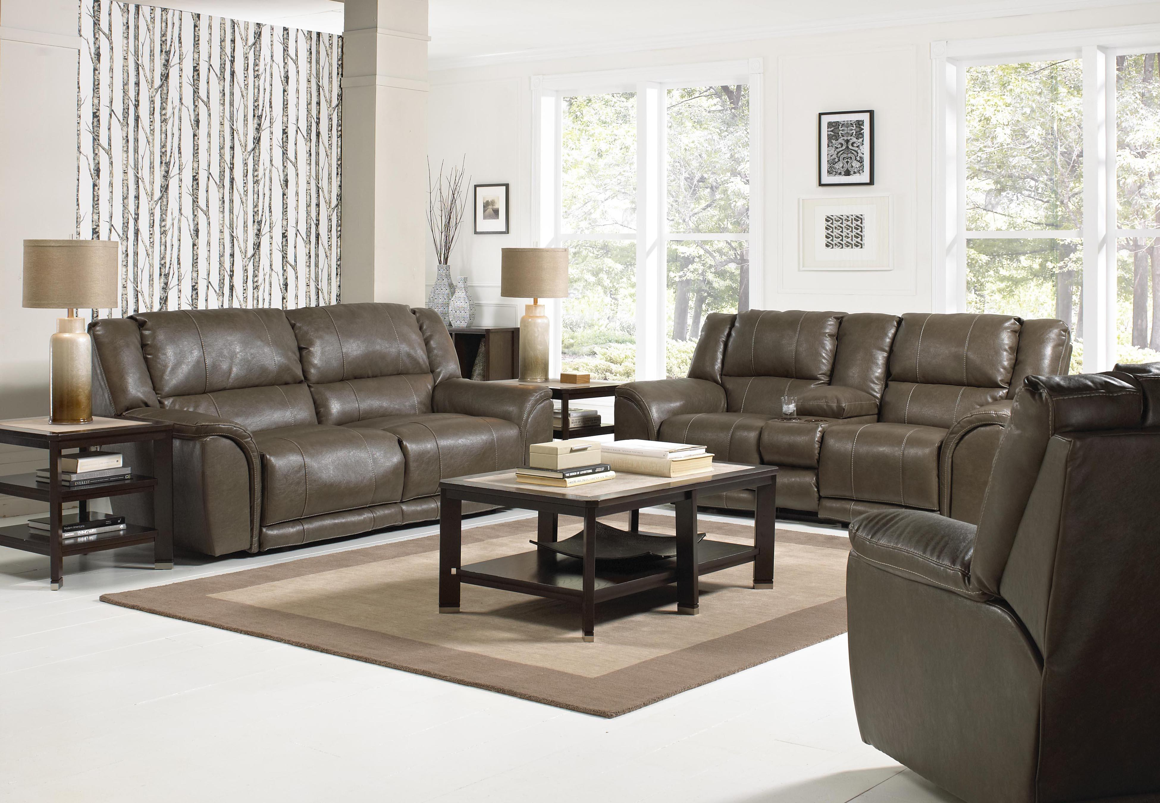 Lay Flat Reclining Sofa By Catnapper Wolf And Gardiner Wolf
