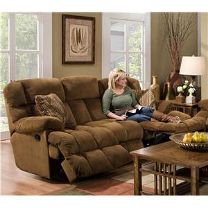 "Catnapper Concord  ""Lay Flat"" Reclining Sofa"