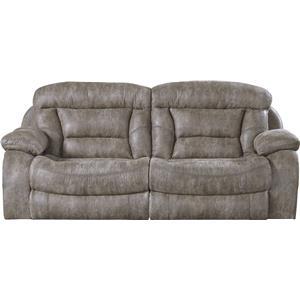 Catnapper Desmond Power Lay Flat Reclining Sofa