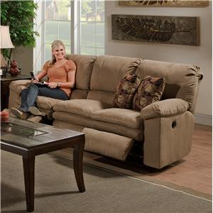 3-Person Reclining Sofa
