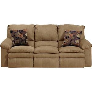 3-Person Reclining Sofa