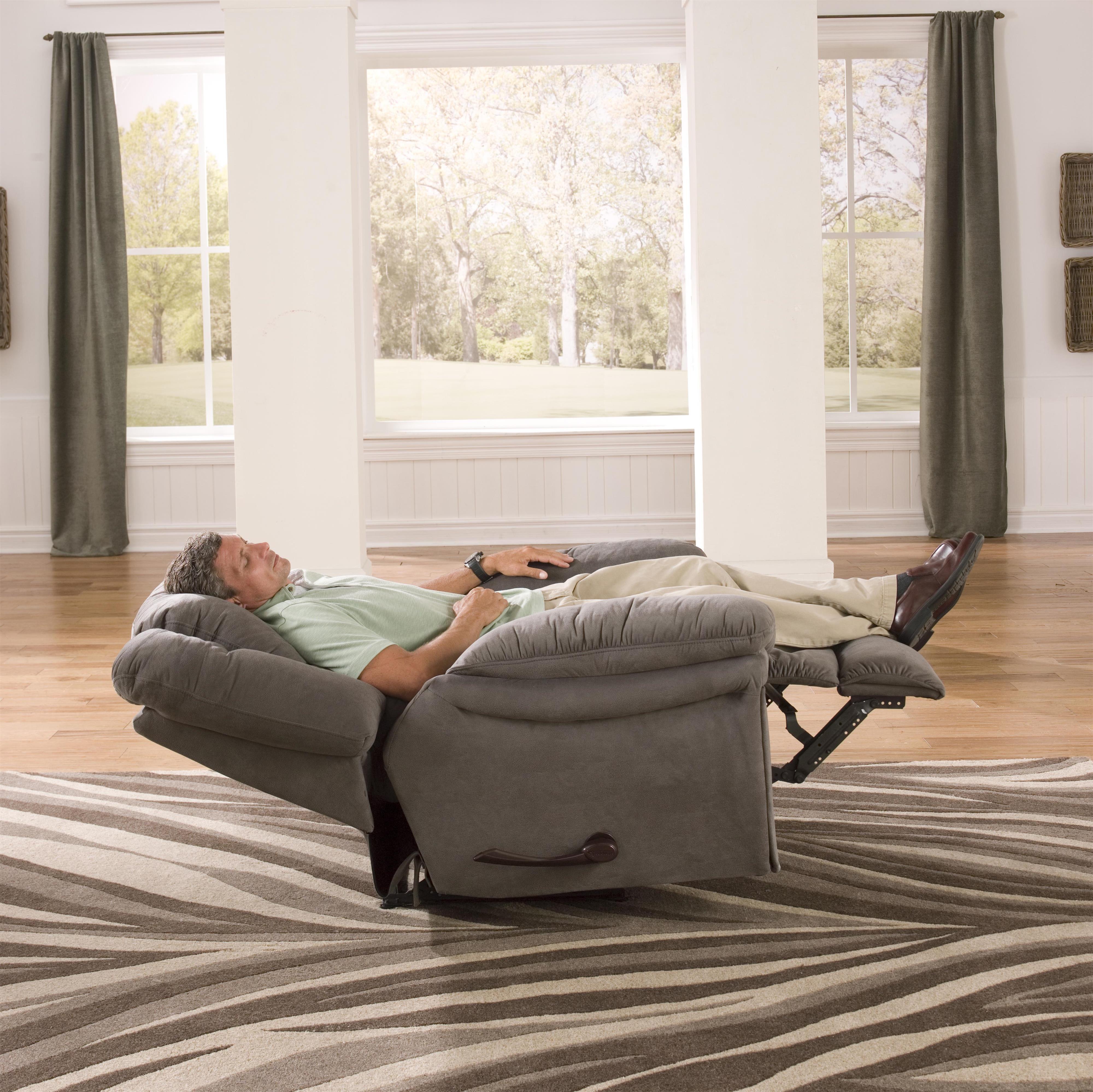 lay flat recliner - Catnapper Recliner
