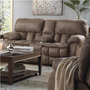 Catnapper Madden Reclining Loveseat