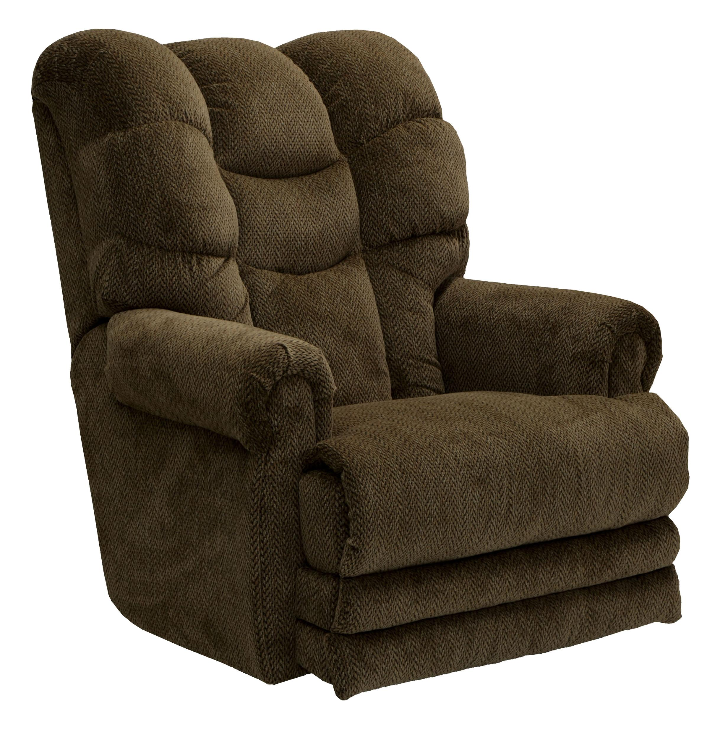 Catnapper big man recliner charles motion recliners for Catnapper cloud nine chaise recliner