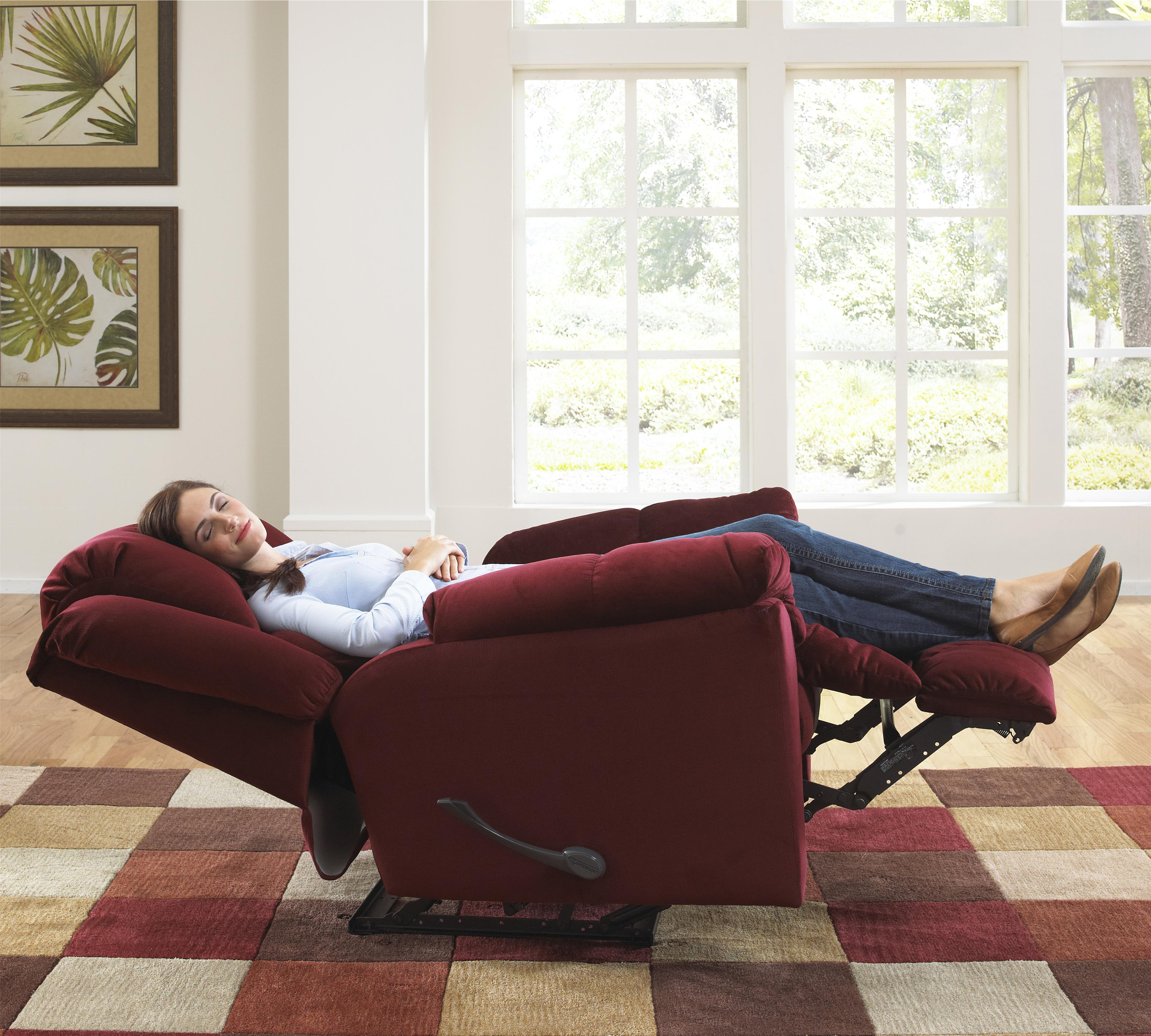 Gibson lay flat recliner by catnapper wolf and gardiner for Catnapper gibson chaise recliner