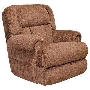 Burns Lift Recliner with Casual Style