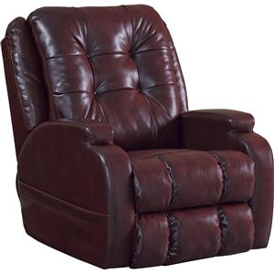 Catnapper Motion Chairs and Recliners Jenson Lay Flat Recliner