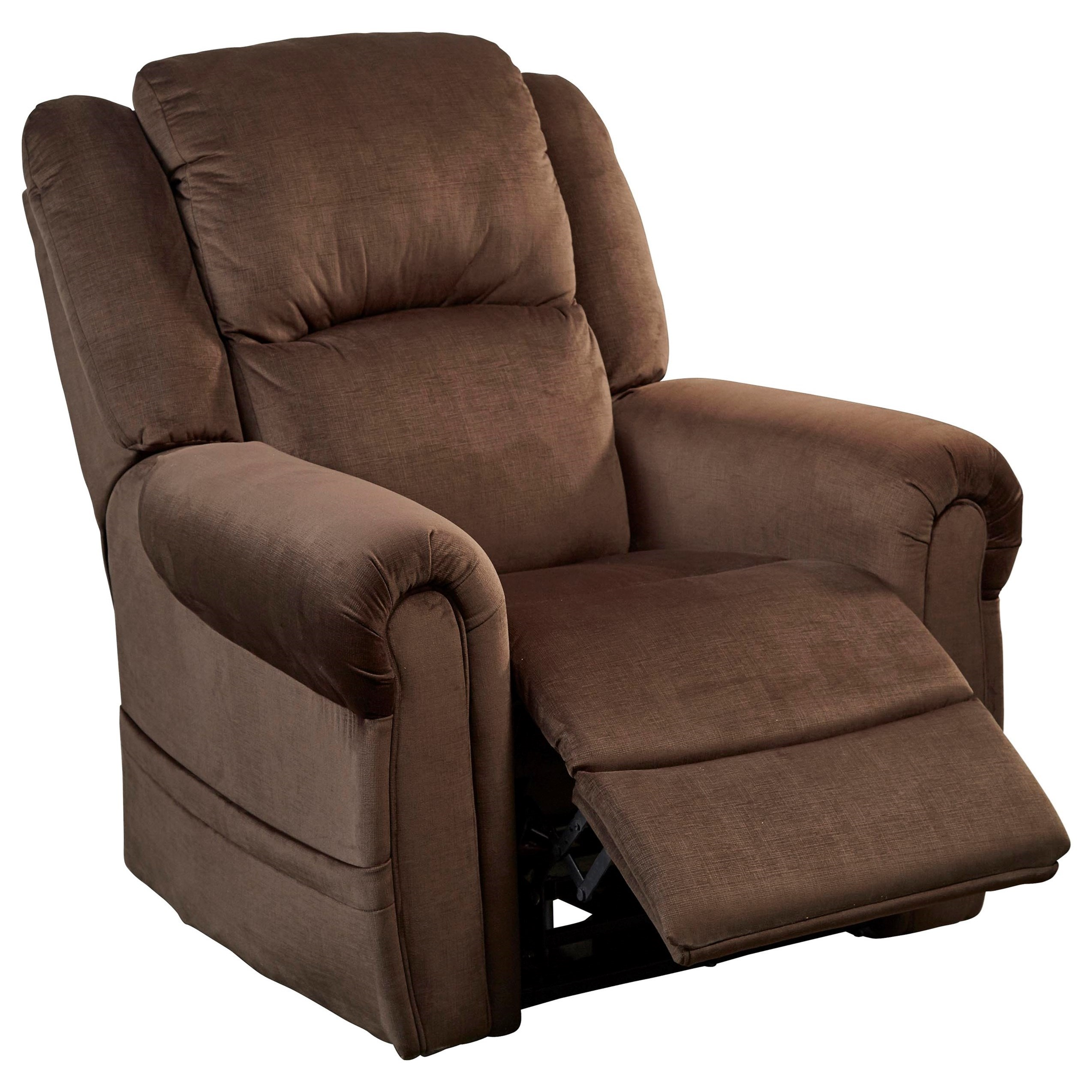 Spencer Power Lift Recliner with Power Headrest by Catnapper
