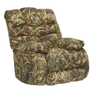 Catnapper Motion Chairs and Recliners Flat Rock Duck Dynasty Rocker Recliner