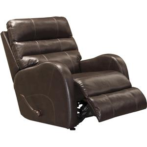 Casual Power Wall Recliner with USB Port