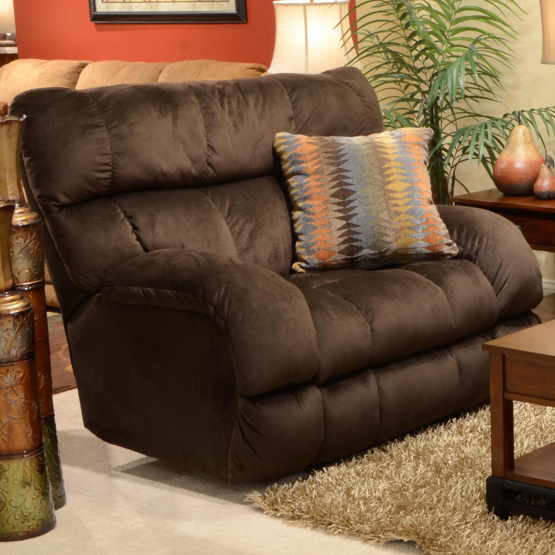 Lay Flat Recliner with Extra Wide Seat & Lay Flat Recliner with Extra Wide Seat by Catnapper | Wolf and ... islam-shia.org