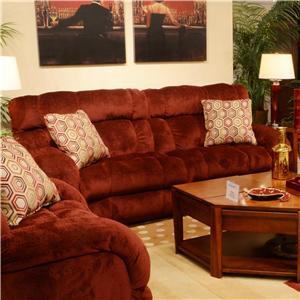Catnapper Siesta  Queen Sleeper Sofa