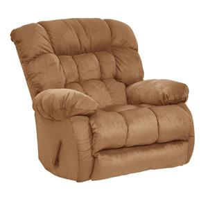 Wall Hugger Recliner with Pillow Arms