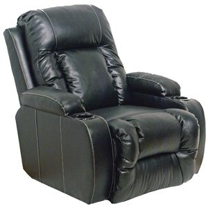 Catnapper Top Gun Blended Leather Power Recliner