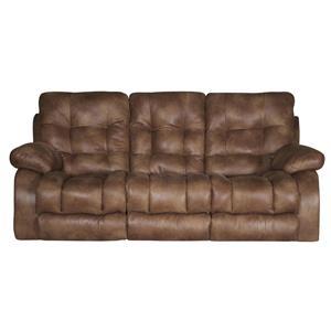 Catnapper Watson Power Lay-Flat Reclining Sofa