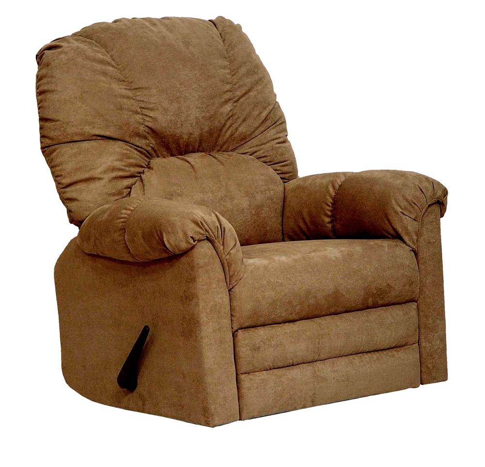 Casual style rocker recliner by catnapper wolf and gardiner wolf furniture - Stylish rocker recliner ...