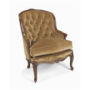 Century Century Chair Tufted French Chair