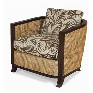 Century Elegance  Water Hyacinth Chair