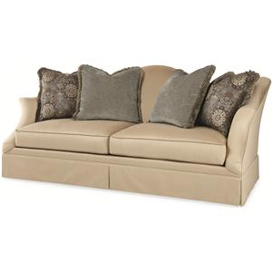 Century Elegance  Stafford Skirted Sofa