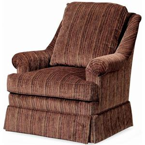 Century Elegance  Tyler Swivel Chair