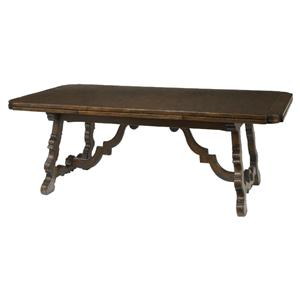 Century Marbella 661 Refectory Dining Table