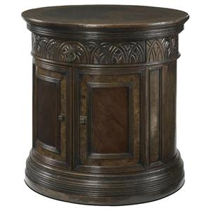Century Marbella 661 Cipriano Side Table