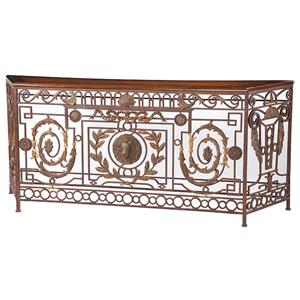 Century Marbella 661 Felisa Console Table