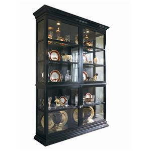 Century New Traditional Display Cabinet