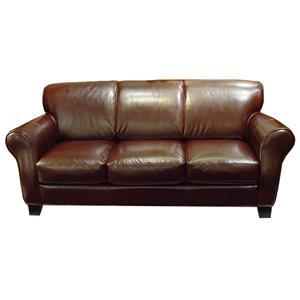 Chateau D'Ax U681 Leather Sofa