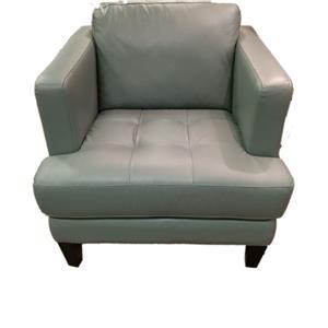 Chateau D'Ax SEAFOAM Leather Chair