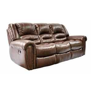 Cheers Sofa 8295 Leather Reclining Sofa