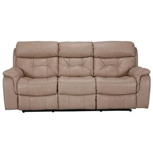 Cheers Sofa 9021  Leather Power Reclining Sofa
