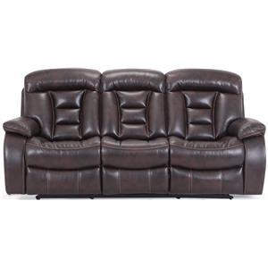 Vendor 44 9396 Reclining Sofa