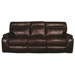 Morris Home Furnishings Curtis Curtis Power Reclining Sofa