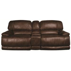Morris Home Furnishings Sandra Sandra 3-Piece Power Sofa