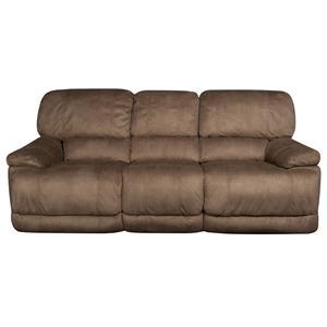 Morris Home Furnishings Sandra Sandra Power Reclining Sofa