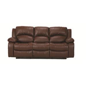Vendor 44 XW8251N Causal Dual Reclining Sofa