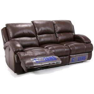 Vendor 44 UXW8626M Reclining Leather Sofa