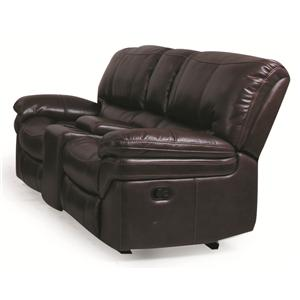 Cheers Sofa UX9335M Casual Reclining Loveseat