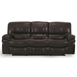 Cheers Sofa UX9335M Reclining Sofa in leather like fabric