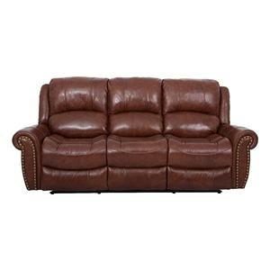 Cheers Sofa UXW9888 Saddle Leather Reclining Sofa
