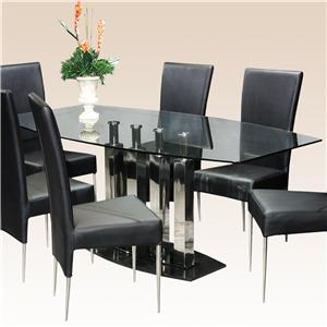 Chintaly Imports Cilla Dining Table