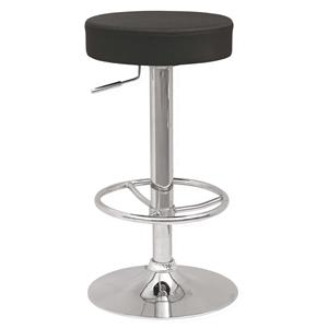Chintaly Imports Stools  Backless Adjustable Stool