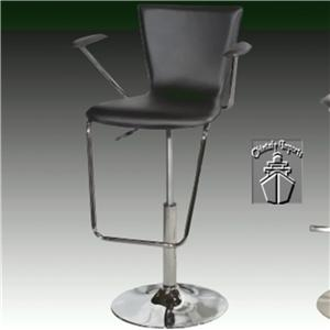 Chintaly Imports Sway Adjustable Height Swivel Stool