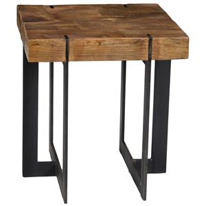 """Classic Home Erikson End Table 22"""""""